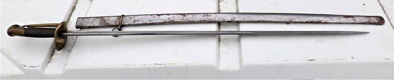 Trois sabres a l'authentification et éstimation (belge et français) Rimg1317