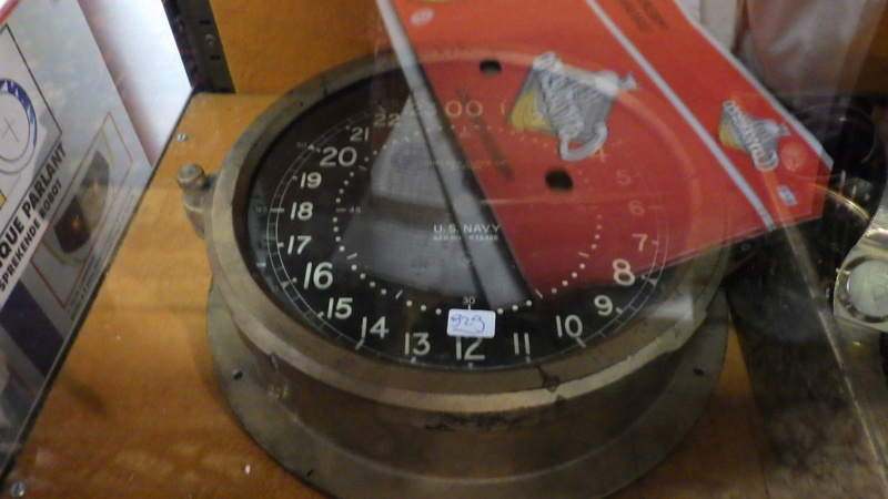 CHELSEA U.S.NAVY SHIPS CLOCK; mais de quel navire...?? Rimg9616