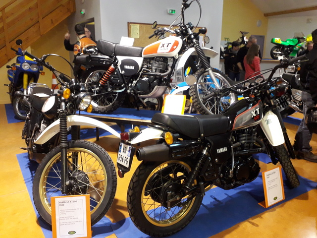 8 Avril à Champoly (42) bourse expo motos anciennes 20180434