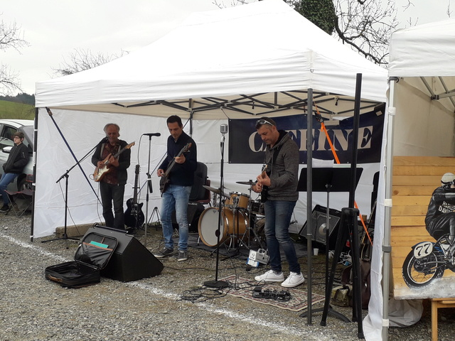 8 Avril à Champoly (42) bourse expo motos anciennes 20180435
