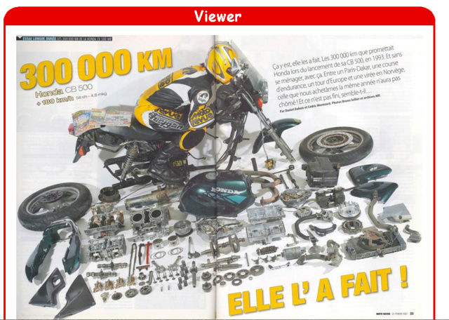 MOTO REVUE: La Tracer testée sur 3 000 km Essai10