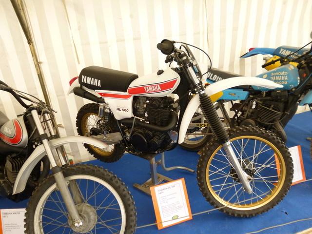 8 Avril à Champoly (42) bourse expo motos anciennes P1140110