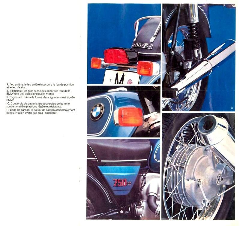 Ajustement de la selle  1973-p10
