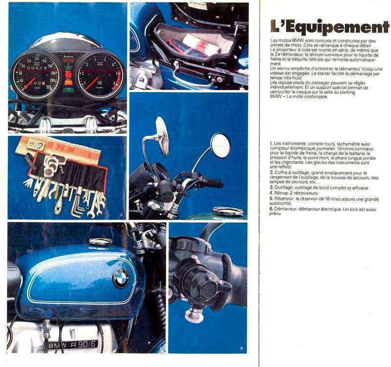 Ajustement de la selle  1973-p11