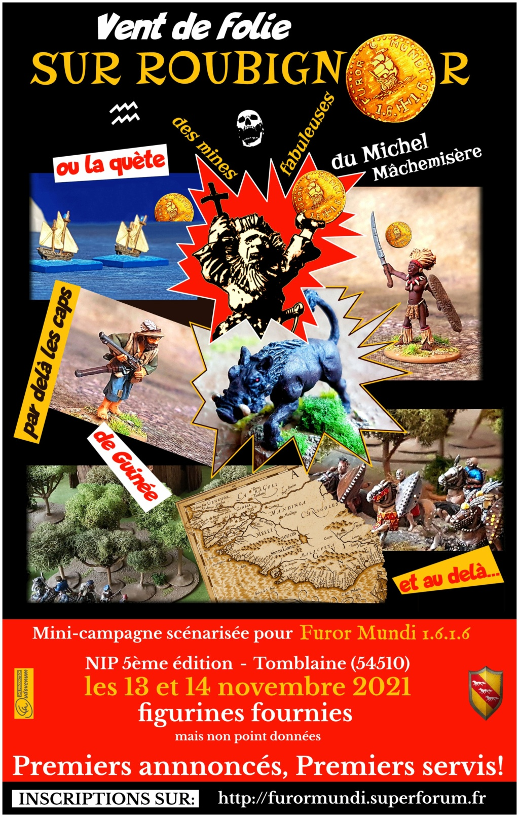 [NIP V] INVITATION A ROUBIGNOR - mini campagne Furor Mundi - 13 ET 14 NOV -  NANCY Compob18