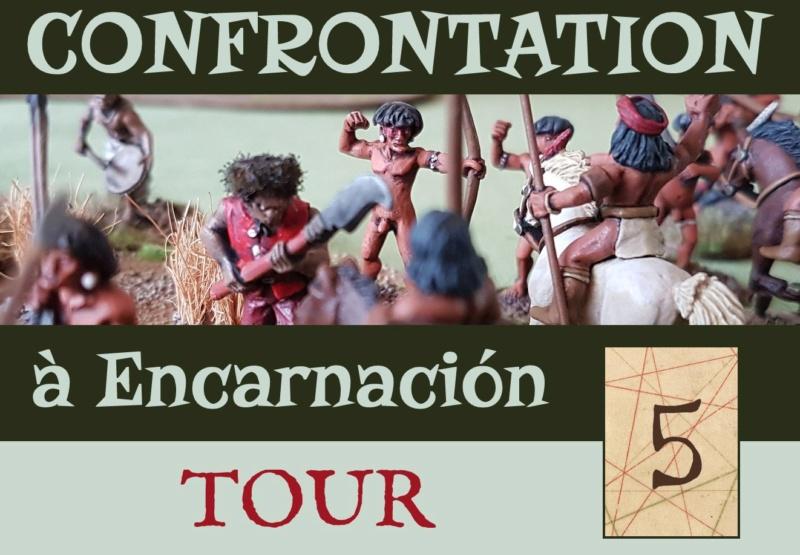 [FUROR MUNDI] Confrontation à Encarnación - RC didactique in extenso Teas5-10