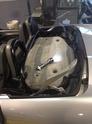 moquette arrière trempée.  Bc911-10