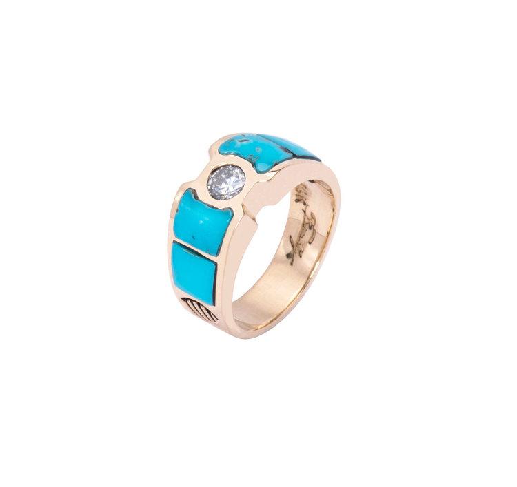 Benally Jewelry's Fb_rin11