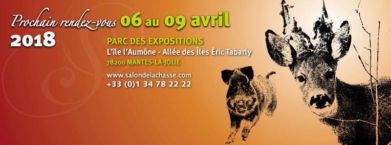Salon de la chasse et de la faune sauvage 2018 26993310
