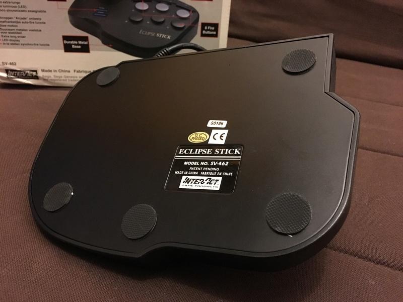 [VDS] Arcade Stick Saturn Img_1013