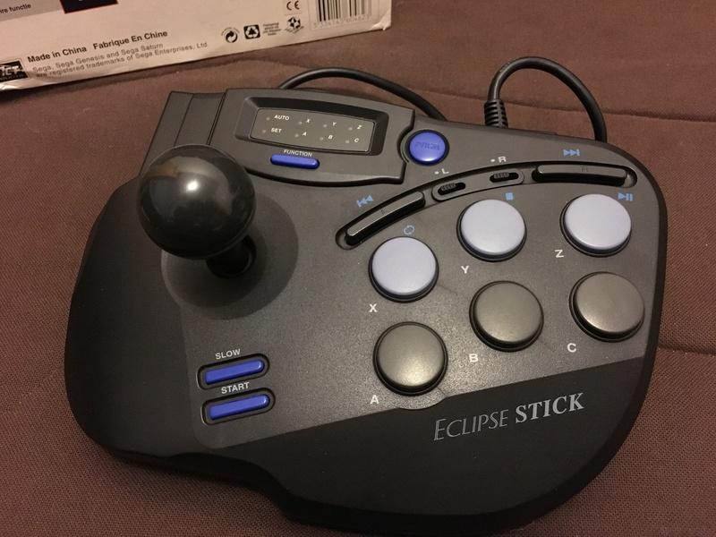 [VDS] Arcade Stick Saturn Img_1015