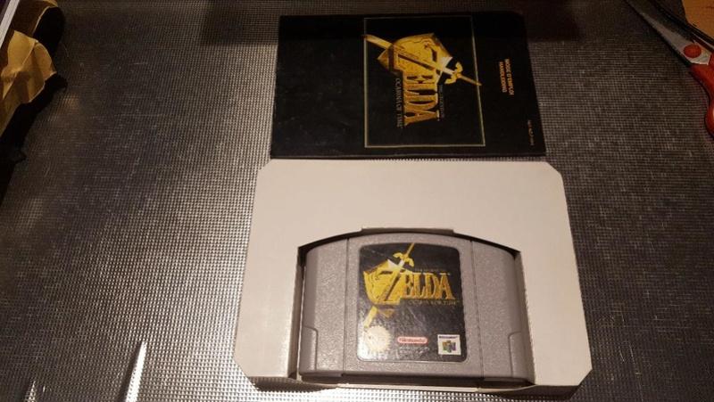 [est] zelda 64 et jeux megadrive Zelda10