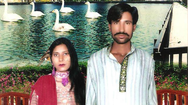 Persécution des Chrétiens au Pakistan - Page 2 Couple10