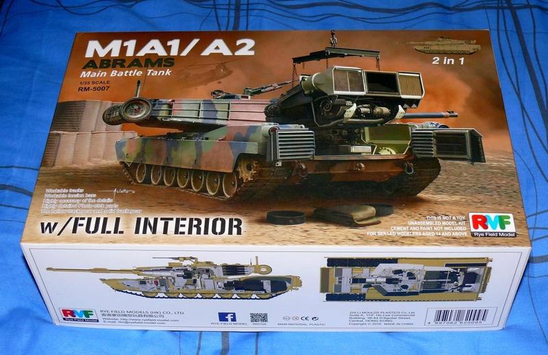 AAVR 7A1 Assault Amphibian Vehicle Recovery de Hobby Boss au 1/35 1_10410