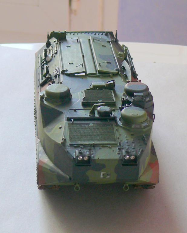 AAVR 7A1 Assault Amphibian Vehicle Recovery de Hobby Boss au 1/35 1_11310