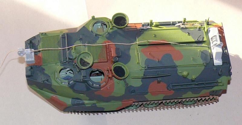 AAVR 7A1 Assault Amphibian Vehicle Recovery de Hobby Boss au 1/35 1_11410