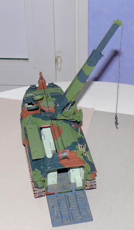 AAVR 7A1 Assault Amphibian Vehicle Recovery de Hobby Boss au 1/35 1_12510