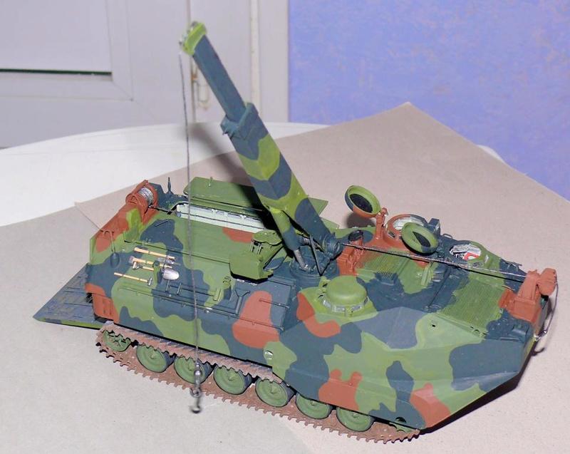 AAVR 7A1 Assault Amphibian Vehicle Recovery de Hobby Boss au 1/35 1_12710
