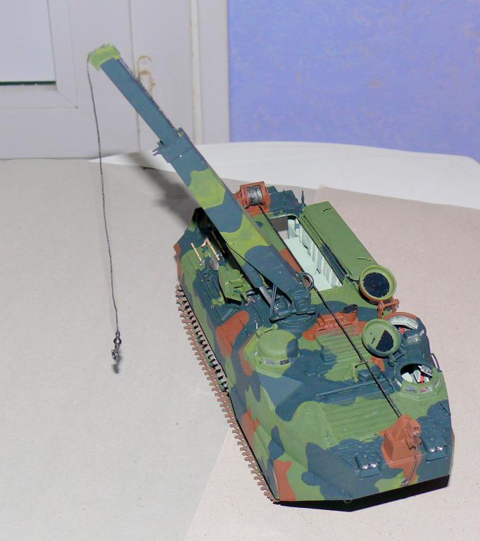 AAVR 7A1 Assault Amphibian Vehicle Recovery de Hobby Boss au 1/35 1_12810