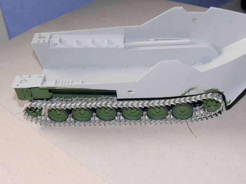 AAVR 7A1 Assault Amphibian Vehicle Recovery de Hobby Boss au 1/35 1_4310