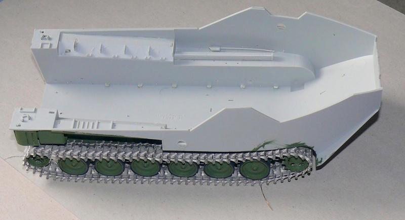 AAVR 7A1 Assault Amphibian Vehicle Recovery de Hobby Boss au 1/35 1_4410