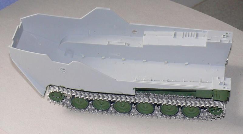 AAVR 7A1 Assault Amphibian Vehicle Recovery de Hobby Boss au 1/35 1_4510