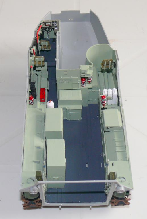 AAVR 7A1 Assault Amphibian Vehicle Recovery de Hobby Boss au 1/35 1_7510