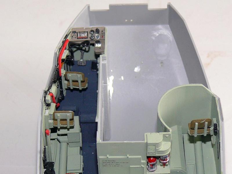 AAVR 7A1 Assault Amphibian Vehicle Recovery de Hobby Boss au 1/35 1_7610