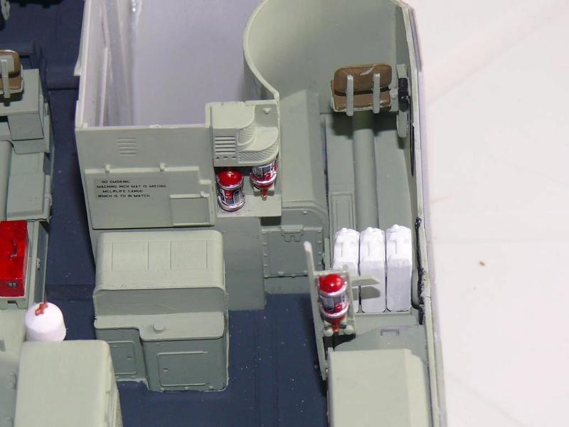 AAVR 7A1 Assault Amphibian Vehicle Recovery de Hobby Boss au 1/35 1_7710