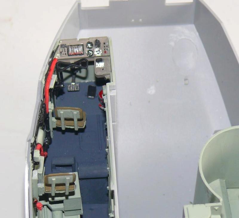 AAVR 7A1 Assault Amphibian Vehicle Recovery de Hobby Boss au 1/35 1_8310