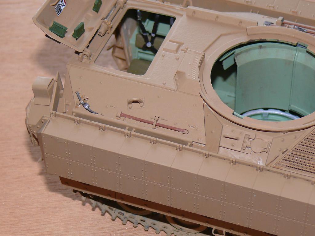 M3A3 BRADLEY w/BUSK III U.S. CAVALRY FIGHTING VEHICLE DE MENG Au 1/35 Bradle22