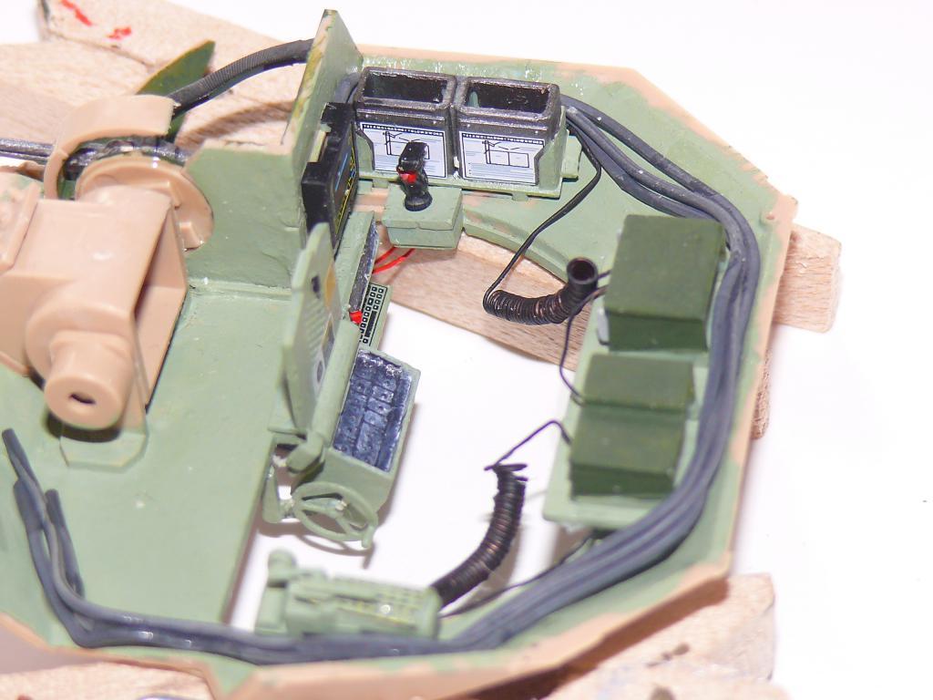 M3A3 BRADLEY w/BUSK III U.S. CAVALRY FIGHTING VEHICLE DE MENG Au 1/35 Bradle35