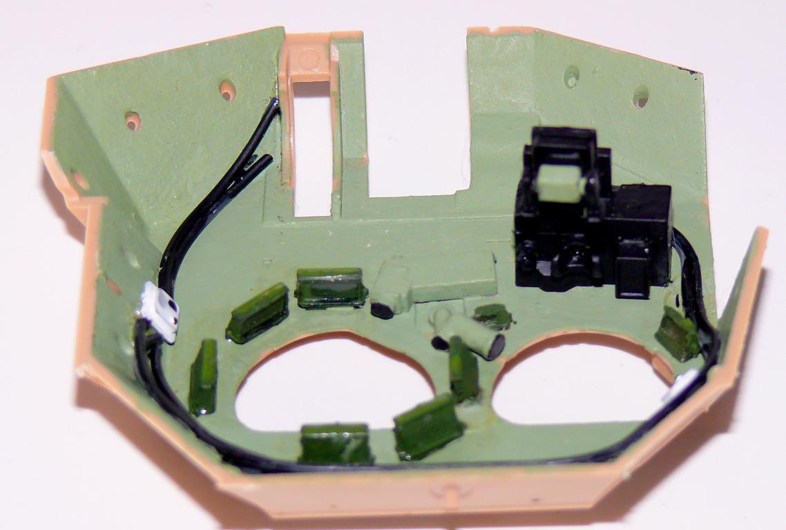 M3A3 BRADLEY w/BUSK III U.S. CAVALRY FIGHTING VEHICLE DE MENG Au 1/35 Bradle51