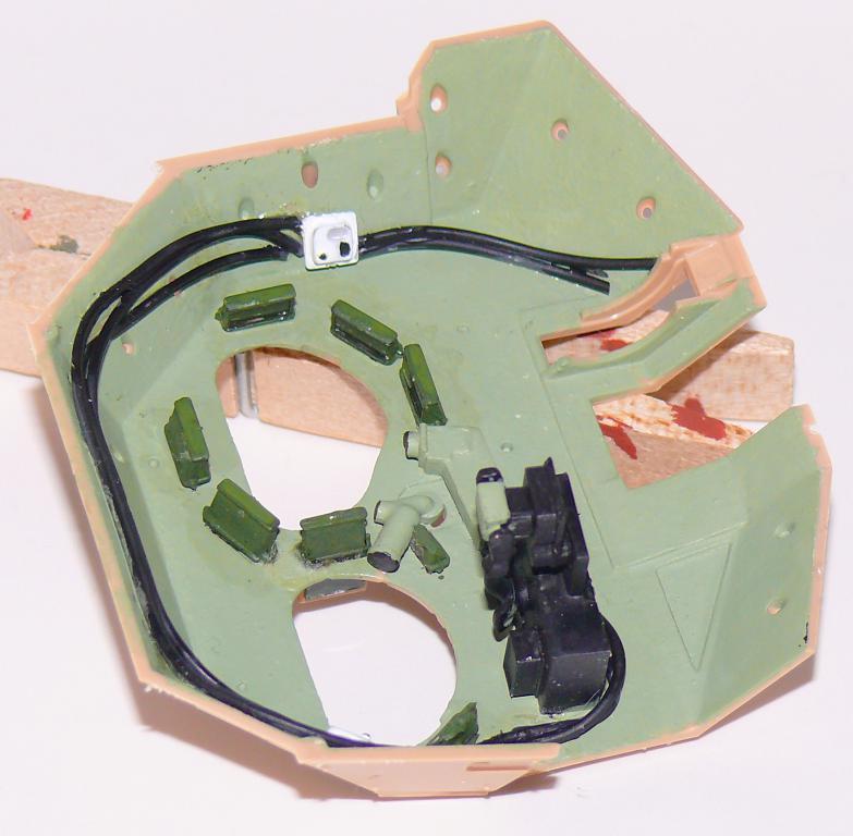M3A3 BRADLEY w/BUSK III U.S. CAVALRY FIGHTING VEHICLE DE MENG Au 1/35 Bradle53
