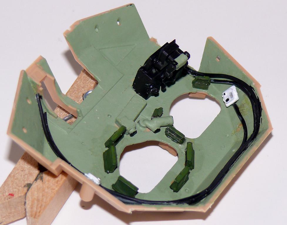M3A3 BRADLEY w/BUSK III U.S. CAVALRY FIGHTING VEHICLE DE MENG Au 1/35 Bradle54
