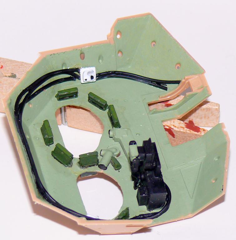 M3A3 BRADLEY w/BUSK III U.S. CAVALRY FIGHTING VEHICLE DE MENG Au 1/35 Bradle55