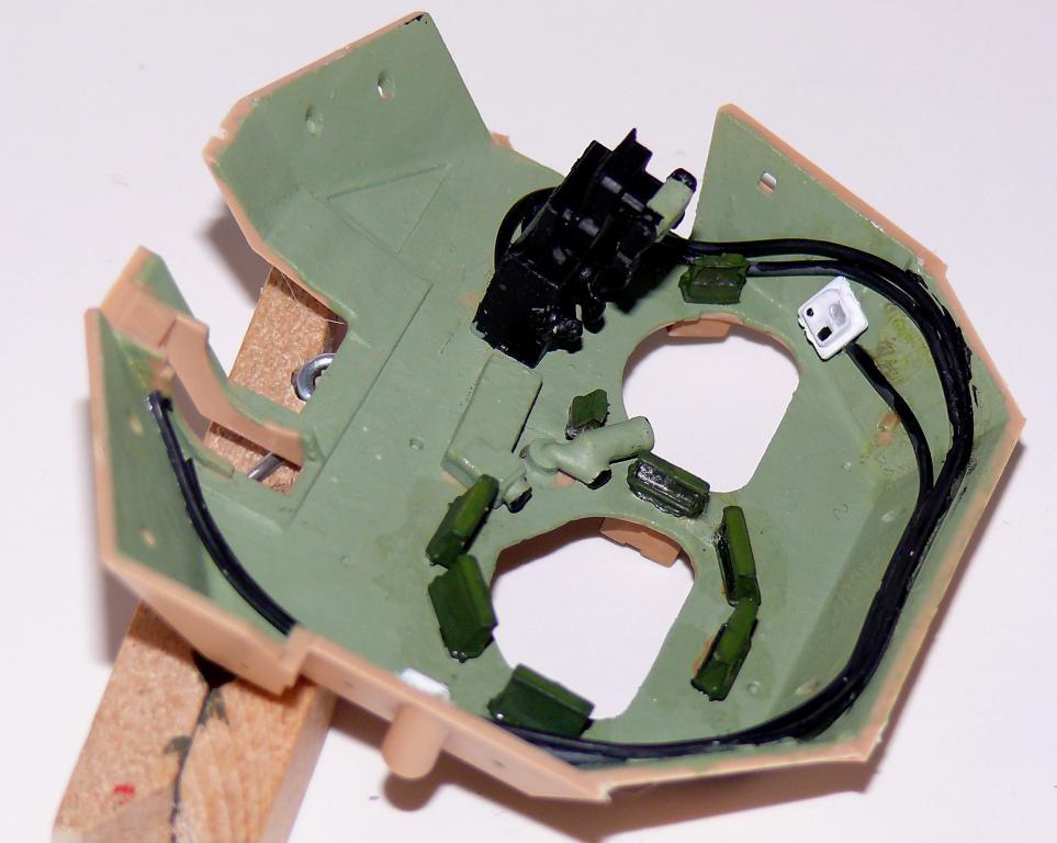 M3A3 BRADLEY w/BUSK III U.S. CAVALRY FIGHTING VEHICLE DE MENG Au 1/35 Bradle56