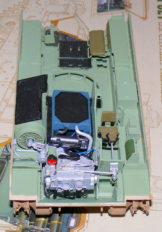 M3A3 BRADLEY w/BUSK III U.S. CAVALRY FIGHTING VEHICLE DE MENG Au 1/35 M3a3_b18