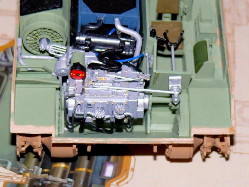 M3A3 BRADLEY w/BUSK III U.S. CAVALRY FIGHTING VEHICLE DE MENG Au 1/35 M3a3_b23