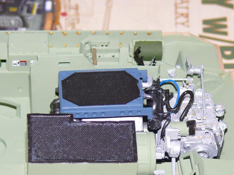 M3A3 BRADLEY w/BUSK III U.S. CAVALRY FIGHTING VEHICLE DE MENG Au 1/35 M3a3_b25