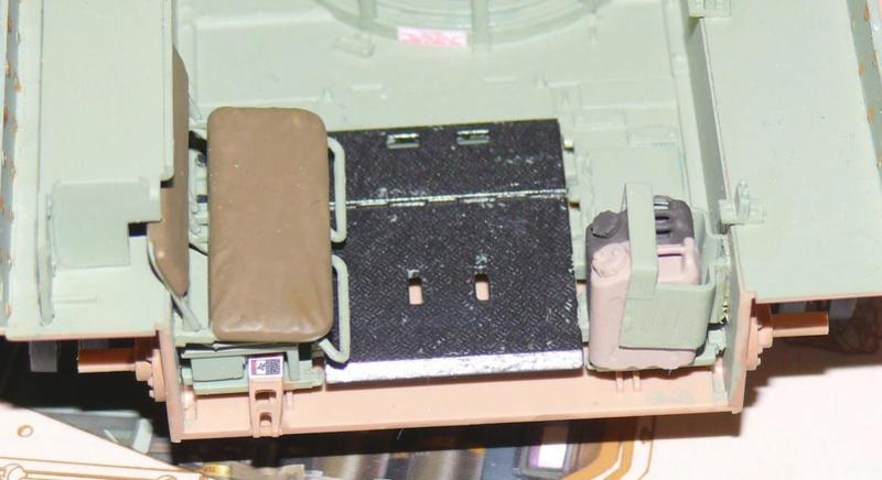 M3A3 BRADLEY w/BUSK III U.S. CAVALRY FIGHTING VEHICLE DE MENG Au 1/35 M3a3_b29