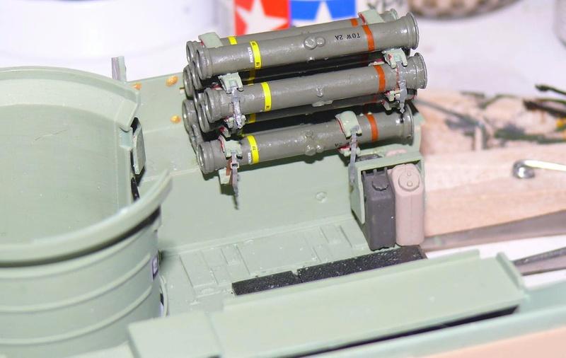 M3A3 BRADLEY w/BUSK III U.S. CAVALRY FIGHTING VEHICLE DE MENG Au 1/35 M3a3_b38