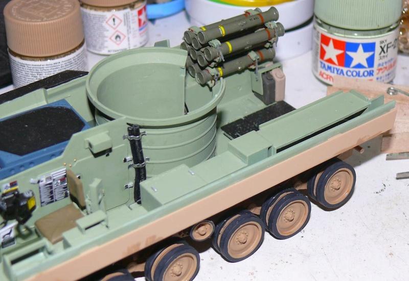 M3A3 BRADLEY w/BUSK III U.S. CAVALRY FIGHTING VEHICLE DE MENG Au 1/35 M3a3_b41