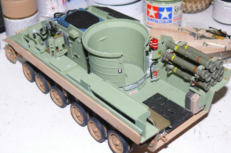 M3A3 BRADLEY w/BUSK III U.S. CAVALRY FIGHTING VEHICLE DE MENG Au 1/35 M3a3_b42