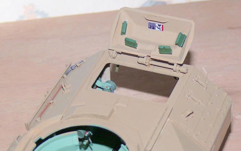 M3A3 BRADLEY w/BUSK III U.S. CAVALRY FIGHTING VEHICLE DE MENG Au 1/35 M3a3_b55