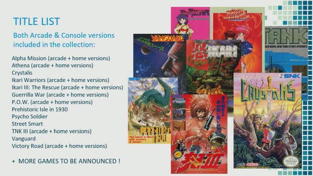 Nintendo Switch : L'arcade vintage pour tous !!  - Page 3 0dbe8810