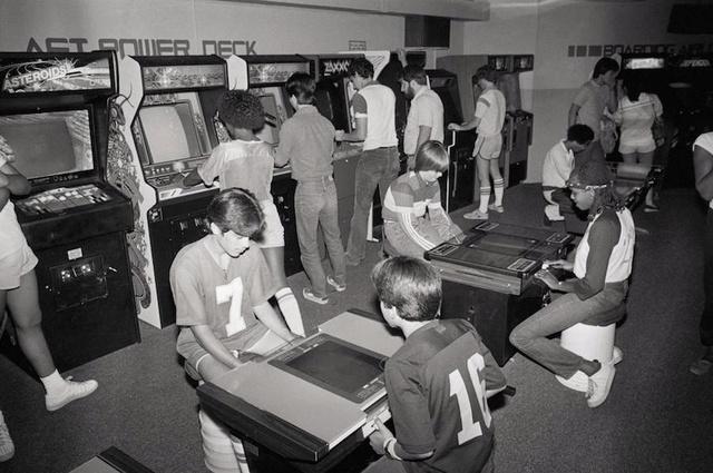 Nintendo Switch : L'arcade vintage pour tous !!  Arcade10