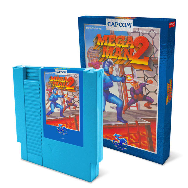 Mega-Man 2 & Mega-Man X : 30TH Anniversary Mm2_st10
