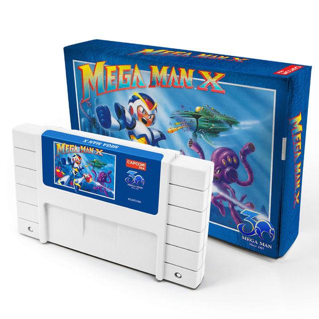 Mega-Man 2 & Mega-Man X : 30TH Anniversary Mmx_st10
