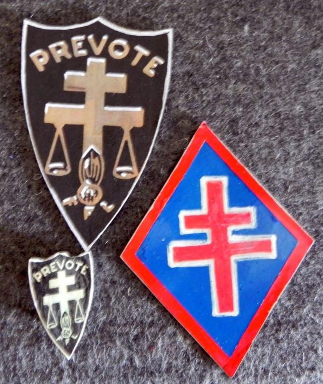 8 mai 2016 PRÉVÔT DE LA 1ère D.F.L. Prev110